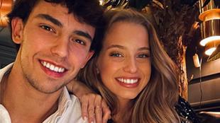 "Margarida Corceiro, novia de Joao Félix: ""No fue amor a primera..."