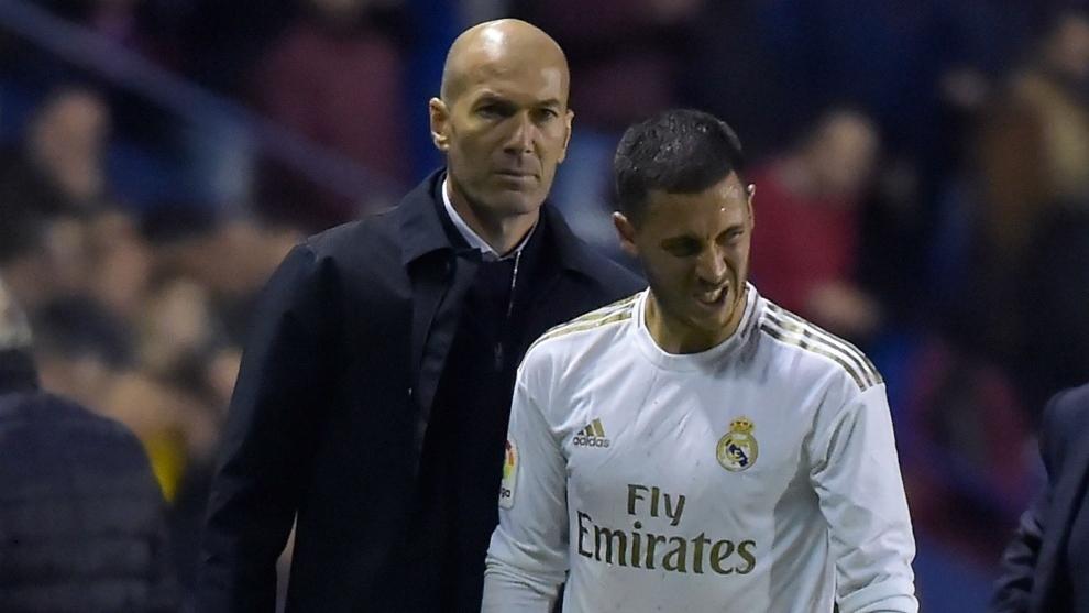 Zidane must retain Supercopa de Espana to avoid crisis