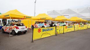 Nuevo incentivo para jóvenes pilotos en la Copa Suzuki.