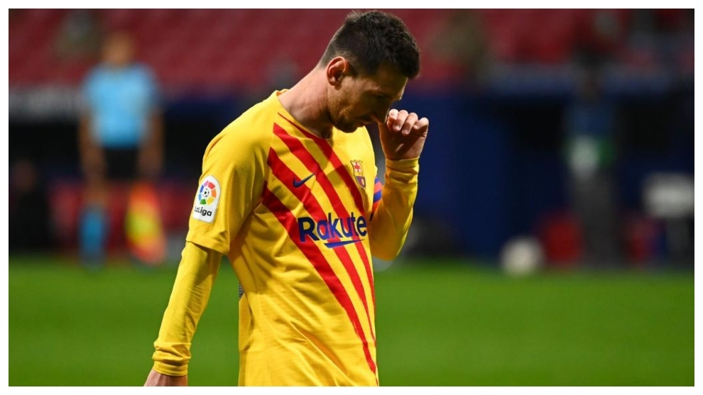Messi ruled out of Supercopa semi-final against Real Sociedad