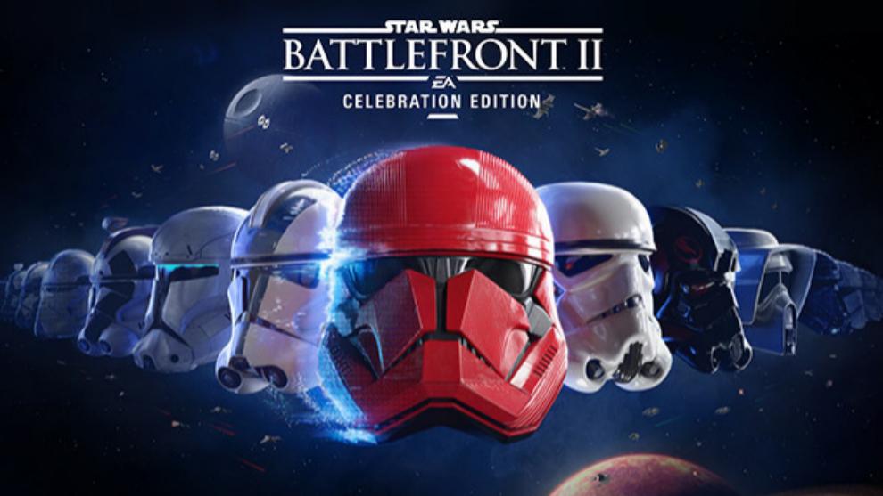 Star Wars BattleFront II Celebration Edition gratis en Epic Store
