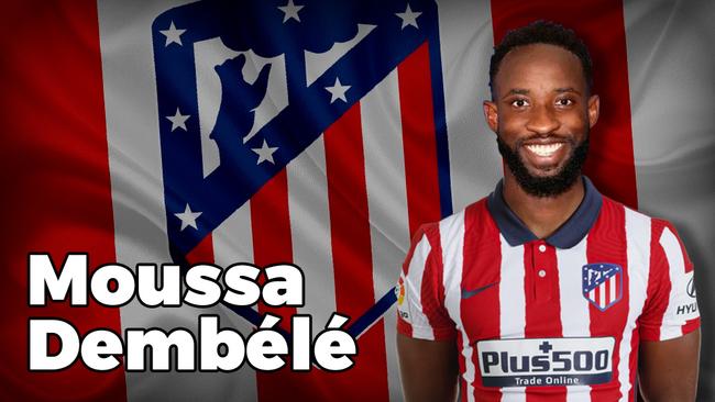 Oficial: Dembèlè, nuevo jugador del Atlético