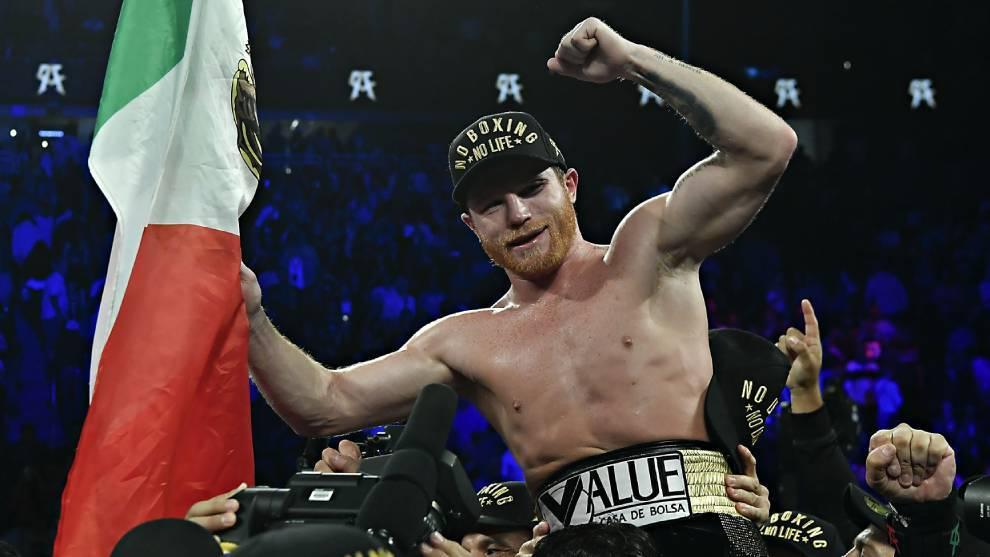 ¿Canelo Álvarez es el mejor boxeador mexicano?