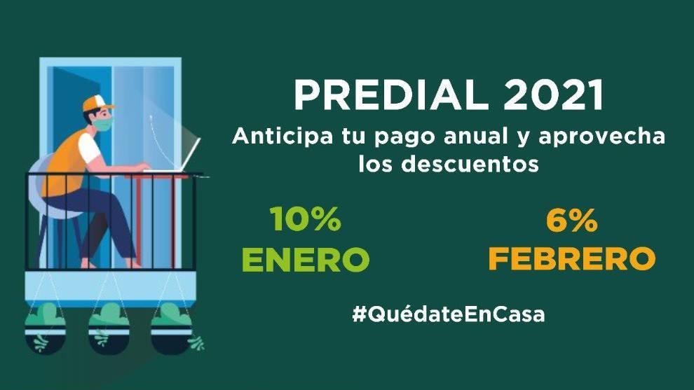 Predial 2021: pago de impuestos CDMX