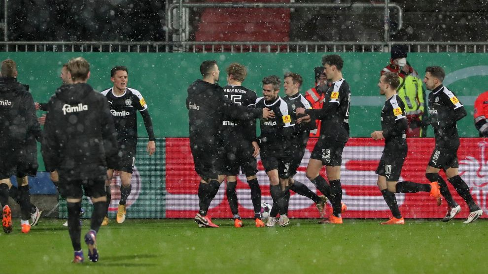 Bayern Munich knocked out of DFB Pokal by second-tier Holstein Kiel