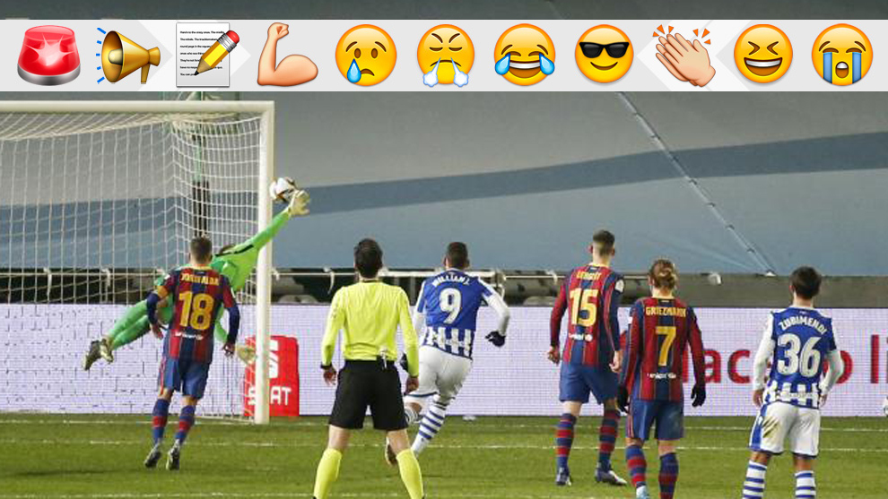 Have we ever seen a show like Ter Stegen's?