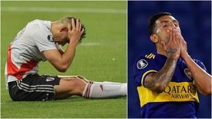 ¿Cómo le fue a los argentinos en las semifinales de la Copa...