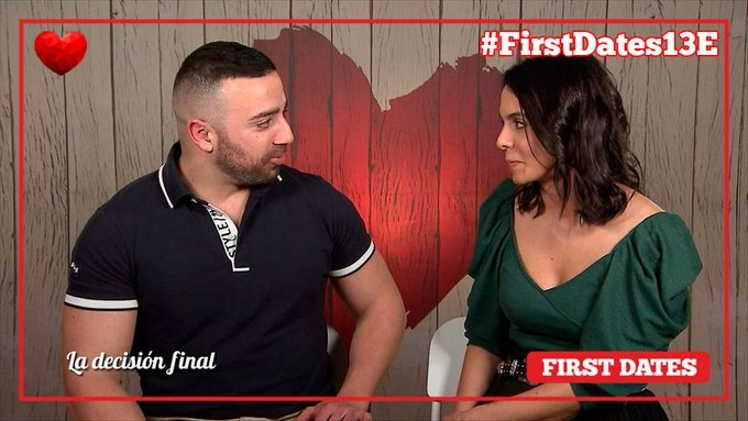First Dates Conchi David penes