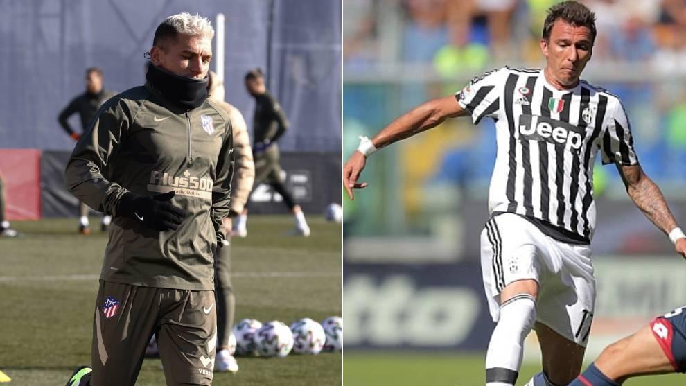 Lucas Torreira y Mario Mandzukic son dos de  los nombres que suenan...