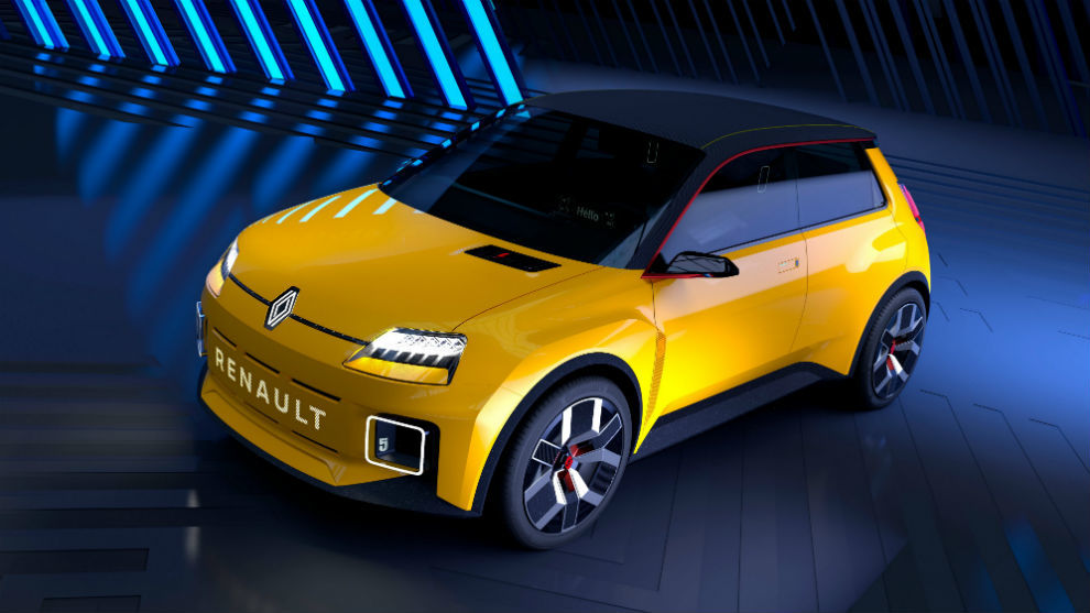 Renaulution: Renault confirms the return of the Renault 5 in EL mode