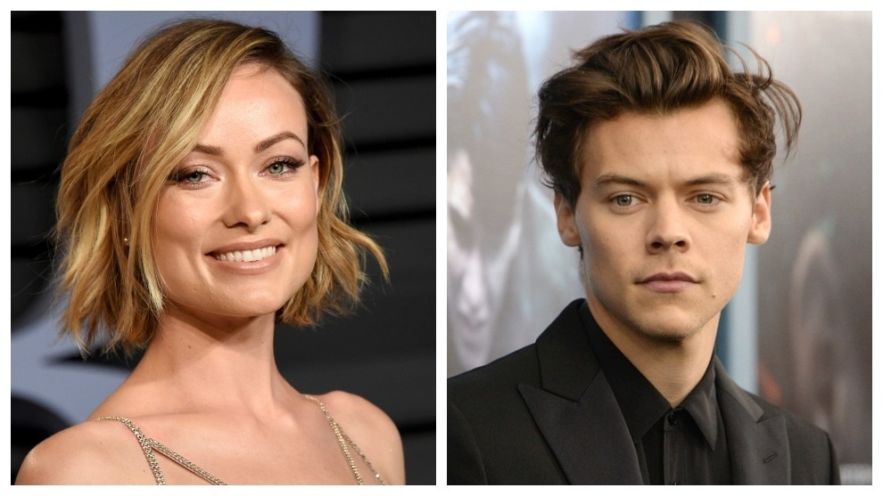 Olivia Wilde y Harry Styles, la sorprendente y estelar primera pareja...