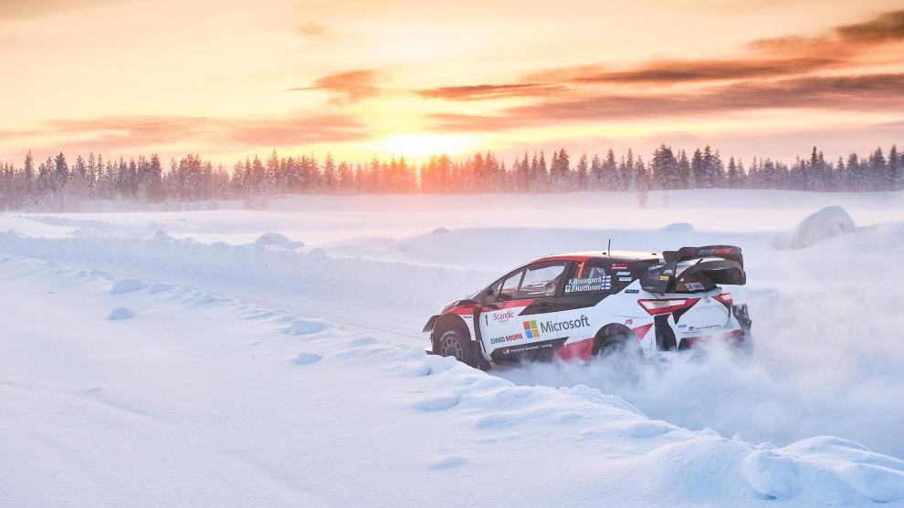 El Arctic Rally entra al Mundial para ocupar el hueco de Suecia