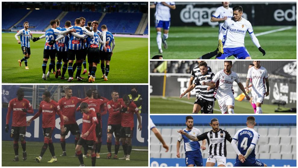 Ascenderán Espanyol y Mallorca, el Zaragoza la decepción y bajarán tres de los ascendidos y el Alba