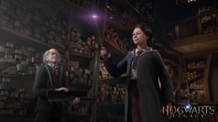 Hogwarts Legacy será el videojuego de mundo abierto basado en el...