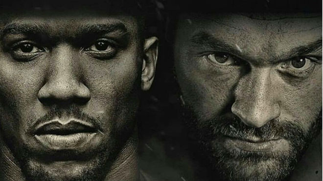 Anthony Joshua and Tyson Fury to become the highest-paid athletes