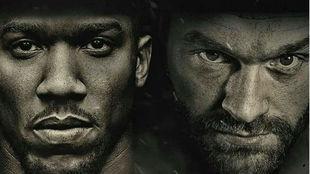 Tyson Fury y Anthony Joshua se conviertirán en los deportistas mejor...