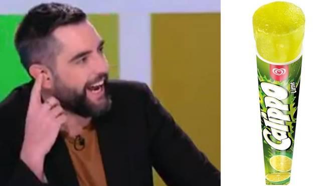 Dani Mateo chiste verde Zapeando