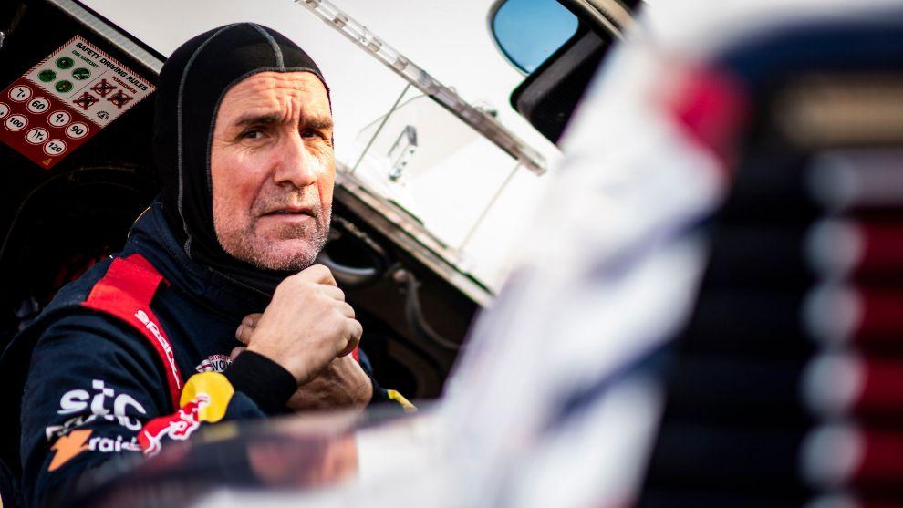 Peterhansel ya acaricia su decimocuarto Dakar.