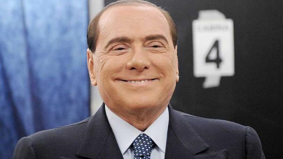 Berlusconi, ingresado de urgencia en Mónaco por un  problema cardíaco