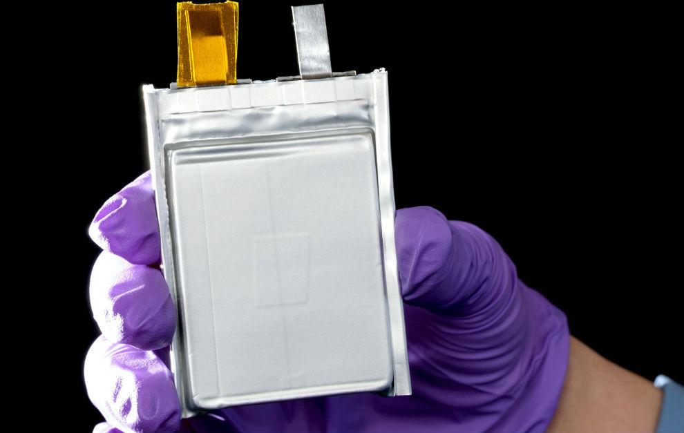 Ultium, la nueva tecnología de celdas de batería de General Motors.
