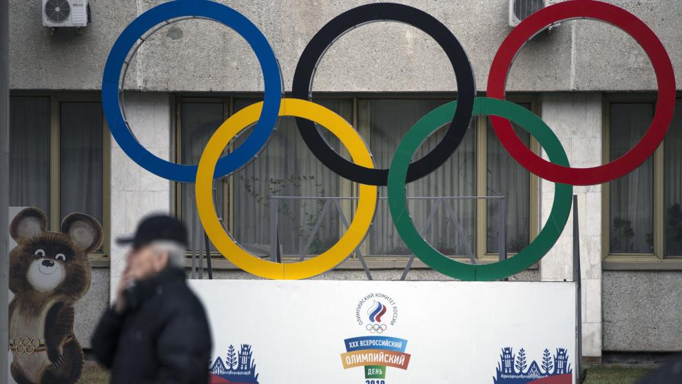 Afecta para los clasificados a los Juegos Olímpicos Tokyo 2020