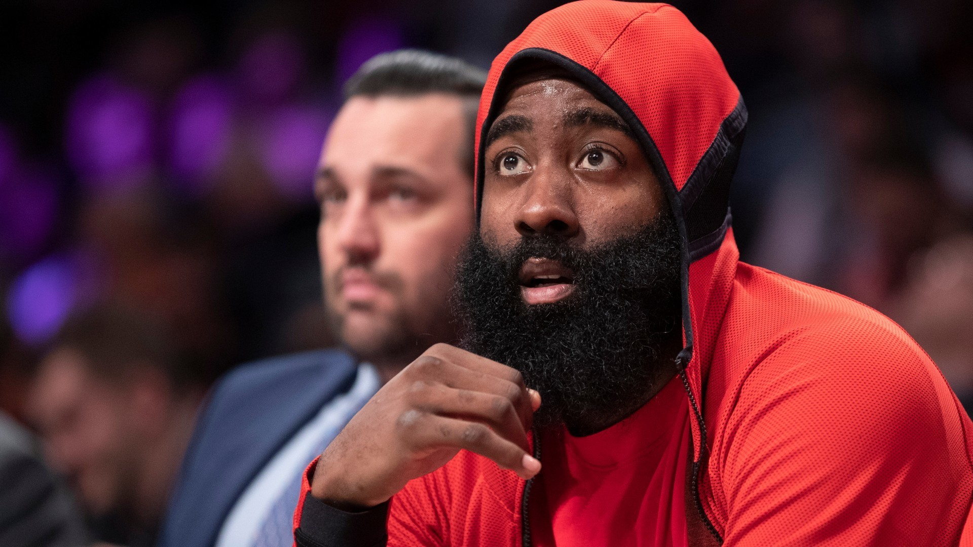 Harden to take tax hit after swapping Houston for New York