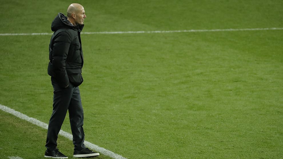 """Zidane: """"¿Si esto pasará factura?"""""""
