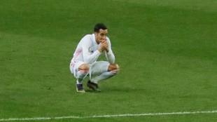 Los merengues cayeron ante el Athletic Club de Bilbao.