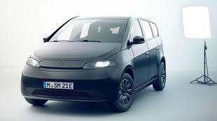 El Sono Sion es un coche eléctrico autorrecargable con energía...