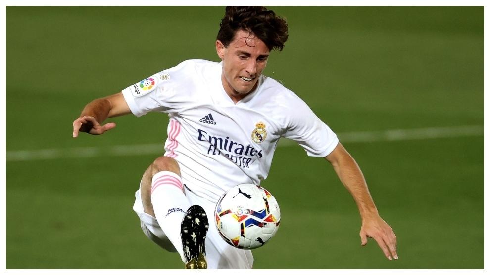 What is Zidane's problem with Odriozola?