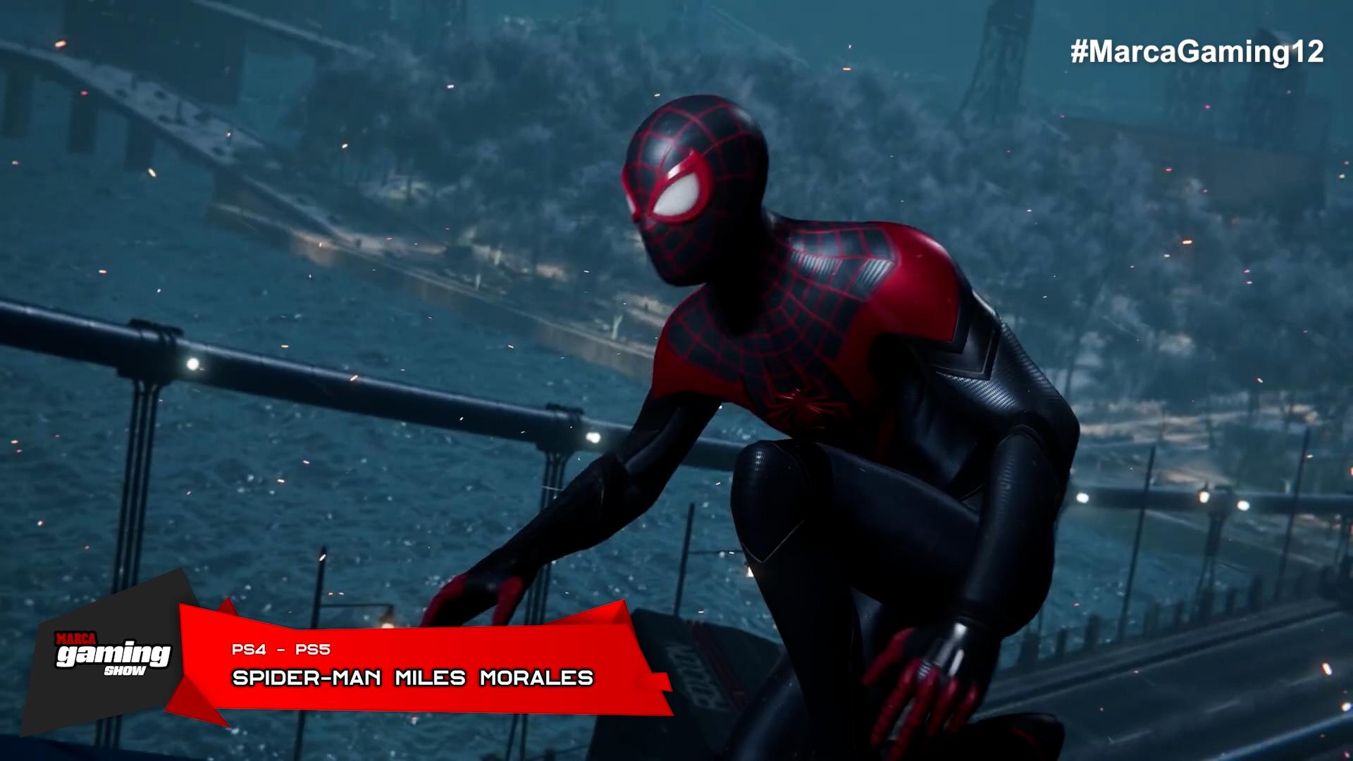 Spider-Man Miles Morales ( PS5 )