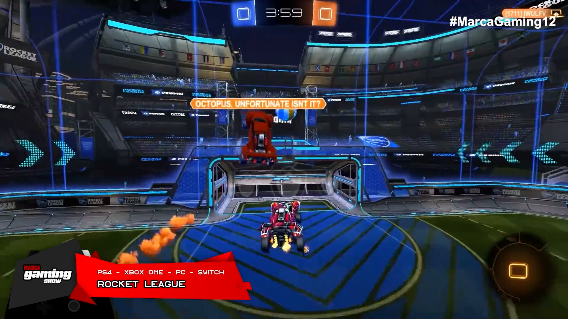 Rocket League ( PC - PS4 - XBOX ONE - SWITCH )