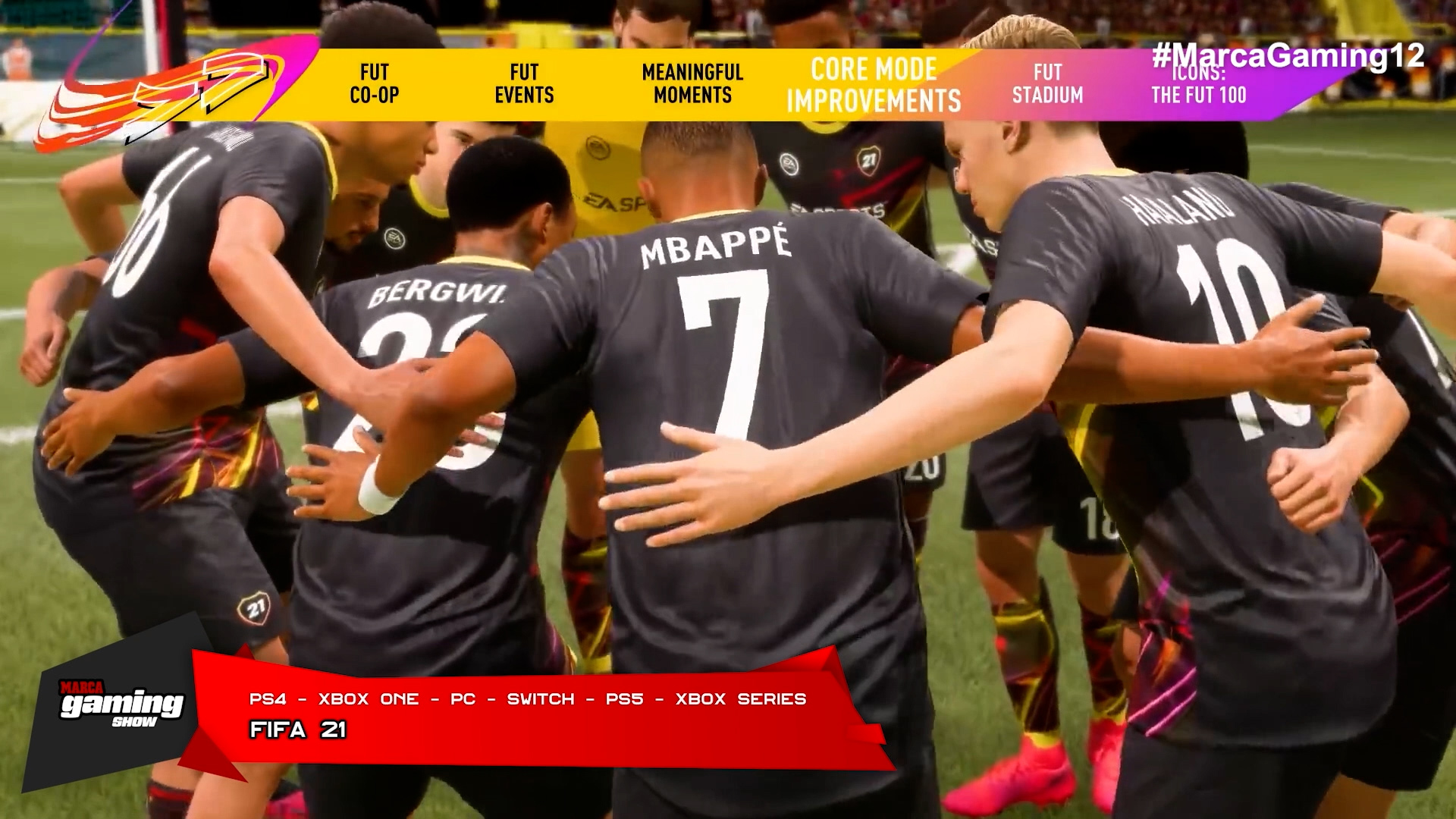 FIFA 21 (PS4 - XBOX ONE - PC - SWITCH - PS5 - XBOX SERIES)