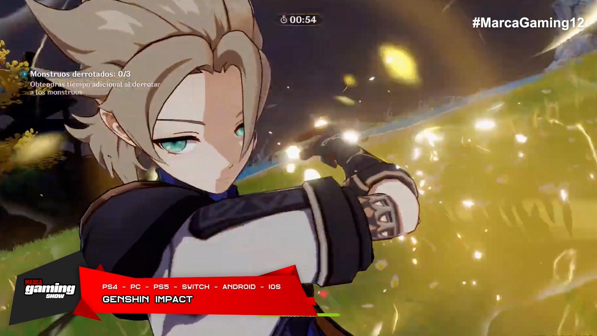 Genshin Impact (PS4 - PC - SWITCH - PS5 - ANDROID - IOS)