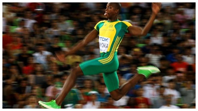 Manyonga, en paradero desconocido, pierde el patrocinio de Nike por su suspensión