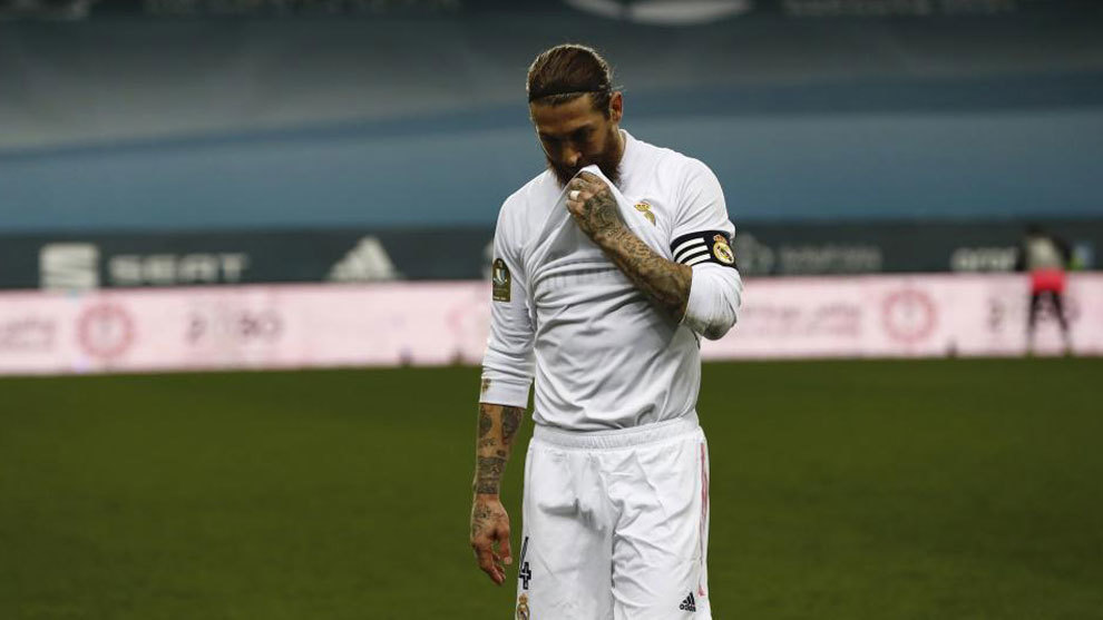 Ramos took pain killers to play in Supercopa as alarm bells ring at Real Madrid