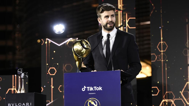 Gerard Pique enters race to secure Serie A foreign TV rights