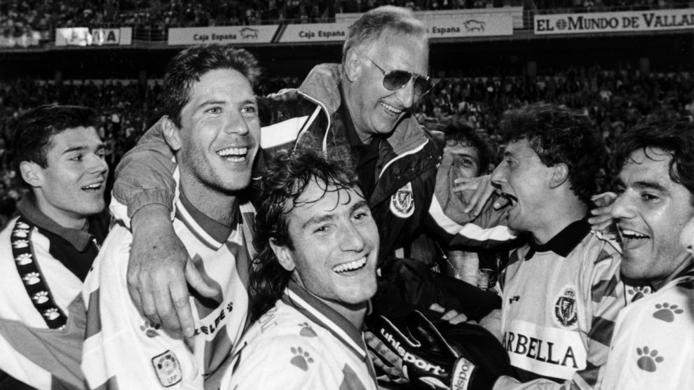 Valladolid: Muere Vicente Cantatore, un histórico del Real Valladolid |  Marca.com