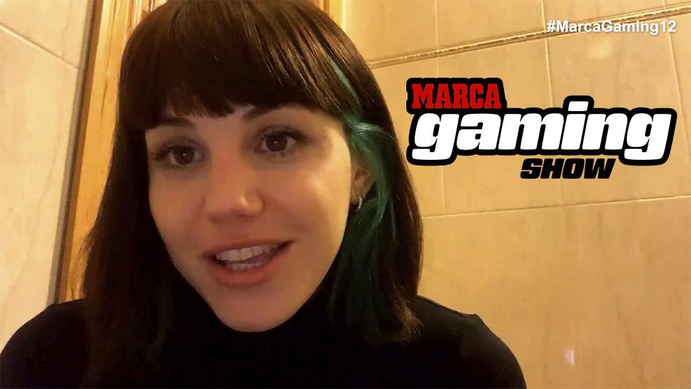 Entrevista a Angy Fernández en MARCA Gaming Show