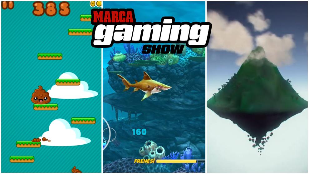 WTF, los juegos más locos de la semana
