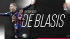 De Blasis, derroche de habilidad y carácter para el ataque del...