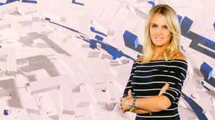 Angie Rigueiro se estrena como presentadora de deportes de Antena 3