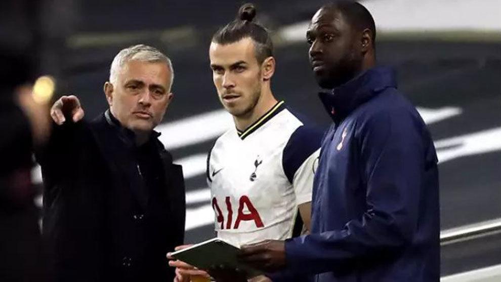 Mourinho dismisses Bale transfer speculation