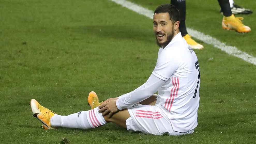 Hazard y la Supercopa de España: Una nueva oportunidad perdida.
