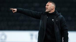 Rooney, nuevo técnico del Derby County |