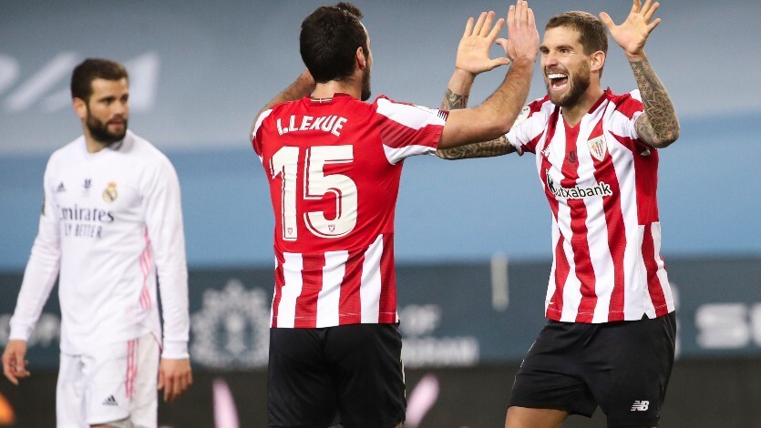 Inigo Martinez: Let's hope Messi doesn't make it for the Supercopa de Espana final