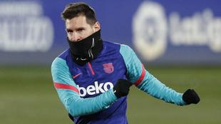 Lionel Messi podría no jugar la Supercopa