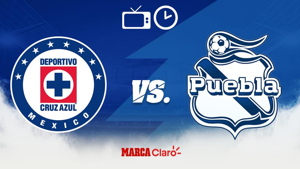 Cruz Azul recibe a Puebla