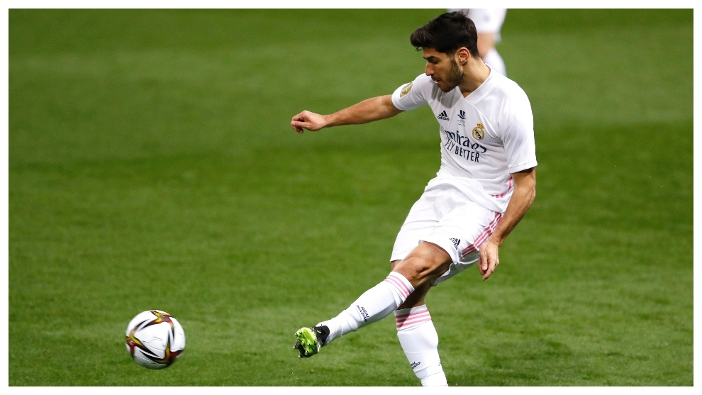 Real Madrid's great hope: Marco Asensio
