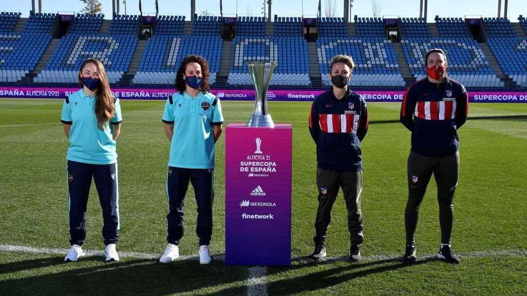 Atlético de Madrid - Levante: horario y dónde ver hoy en TV la final...
